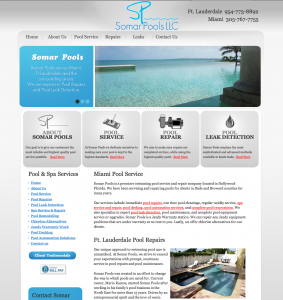 Somar Pools | Pool Service | Miami & Ft. Lauderdale